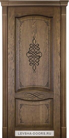 Межкомнатная дверь Наполи 3D ПГ
