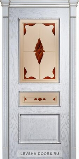 Межкомнатная дверь Престиж 3 ПО