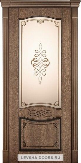Межкомнатная дверь Палермо ПО