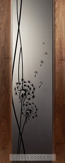 Межкомнатная дверь Модель 100 (одуванчик)